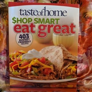 $hop Smart Eat Great by Taste of Home